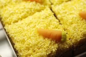 Receita de Bolo de Cenouras