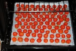 Receita de Tomate Seco