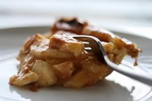 Receita de Torta de Maçã - torta-de-maca