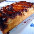 Torta de Banana com Caramelo