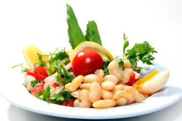 Receita de Salada Campestre - salada-campestre