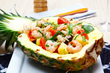 Receita de Salada Tropical - Salada-tropical-380x253