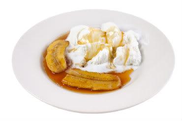 Receita de Bananas com Creme e Vinho - bananas-com-creme-e-vinho