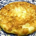 Fritada de Batatas 1