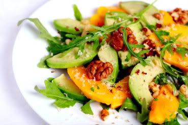 Receita de Salada de Abacate - salada-de-abacate