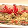 Salada de Carne Fatiada