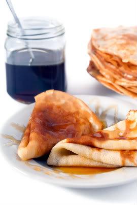 Receita de Panquecas de Mel - panquecas-de-mel