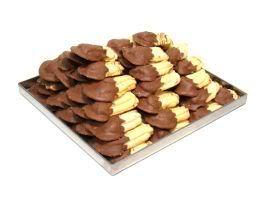 Receita de Biscoitos Sablé