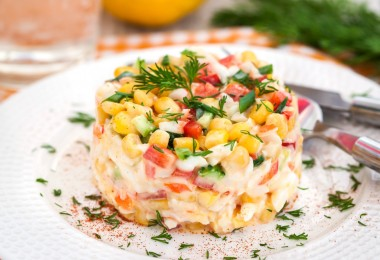 Receita de Salada Fantasia - Salada-fantasia-380x260