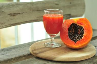Receita de Vitamina de Mamão - Vitamina-de-mamao-380x252
