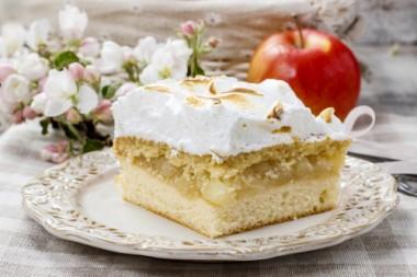 Receita de Torta Requintada de Maçãs - Torta-requintada-de-maçã-380x253