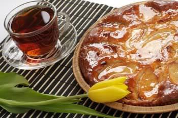 Receita de Torta de Maçã da Neide - torta-de-maca-da-neide