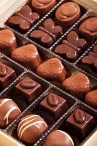 Receita de Chocolates   Prazos de Validade