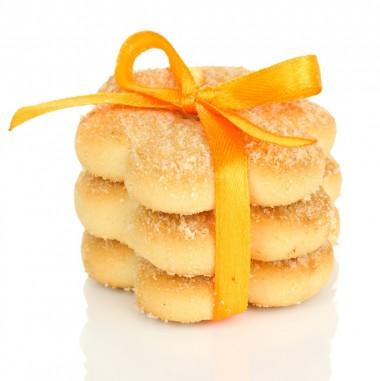 Receita de Biscoitinhos Amanteigados de Laranja - Biscoitinhos-amantegados-de-laranja-380x381