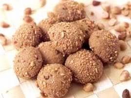 Receita de Biscoitos de Amendoim