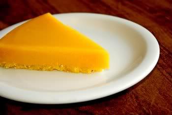 Receita de Torta Quindim
