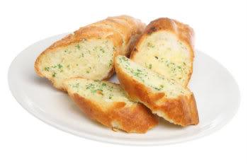 Receita de Pão de Alho