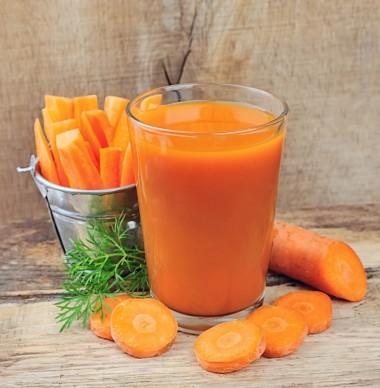 Receita de Valores nutricionais da cenoura - E-bom-saber-380x388
