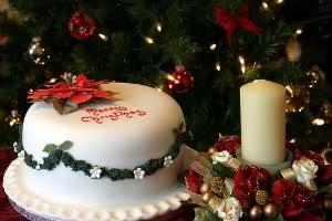 Receita de Bolo de Natal - bolo-de-natal