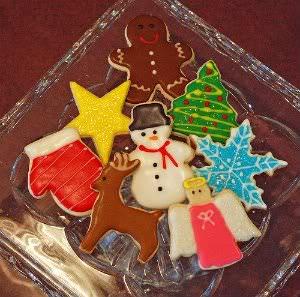 Receita de Biscoitos Natalinos - biscoitos-natalinos