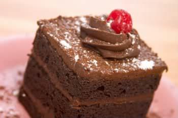 Receita de Glacê de Chocolate - glace-de-chocolate