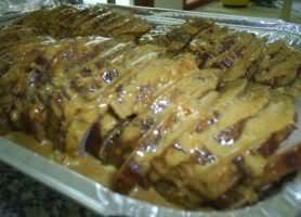 Receita de Lagarto Delicioso com Mussarela