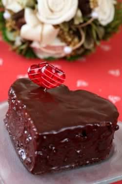 Receita de Cobertura de Chocolate para Bolos e Tortas