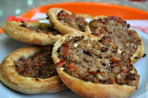 Receita de Esfirra aberta de carne para Diabéticos - esfirra-aberta-de-carne-para-diabeticos
