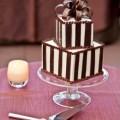 Pastilhagem de Chocolate Branco e Preto