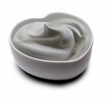 Receita de Creme de leite Diet   Sem Lactose