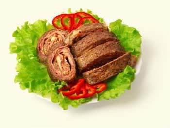 Receita de Enrolado de Carne