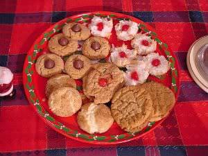 Receita de Biscoitos para... - biscoitos-para