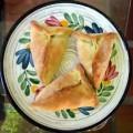 Esfiha para Garotada Diet-Sem lactose/sem ovo