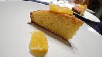 Receita de Bolo de Laranja - bolo-de-laranja