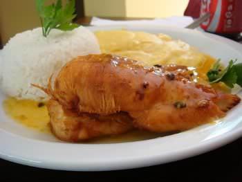 Receita de Frango com Laranja ou Maracujá - frango-com-laranja-ou-maracuja