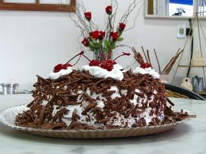 Receita de Torta de Chocolate - torta-de-chocolate