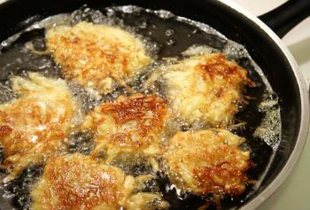 Receita de Batata Frita Recheada