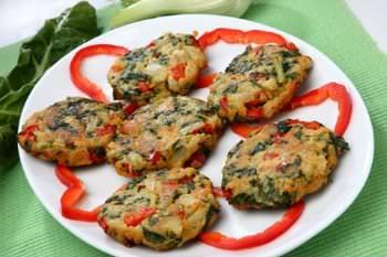 Receita de Bolinhos de vegetais (Duas versões) - bolinhos-de-vegetais-duas-versoes