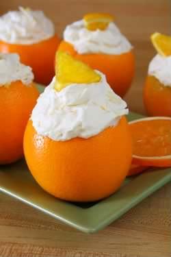 Receita de Torta de Laranja - torta-de-laranja