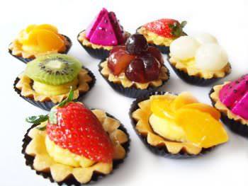 Receita de Tortinha de Frutas - tortinha-de-frutas