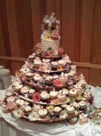 Receita de Mini Bolinhos ou Cupcakes para Casamento?
