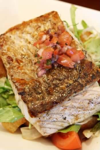 Receita de Peixe Assado - peixe-assado