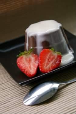 Receita de Pudim Tentação de Chocolate - pudim-tentacao-de-chocolate