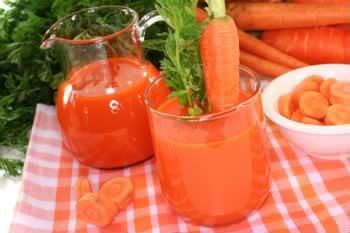 Receita de Suco de Cenoura e Limão - suco-de-cenoura-e-limao