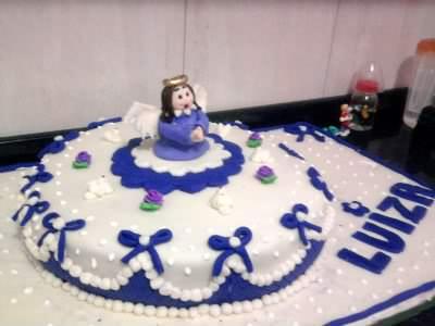 Receita de Bolo Decorado para Batizado - bolo-decorado-para-batizado