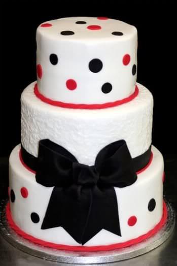 Receita de O preto e o Vermelho para Bolos - o-preto-e-o-vermelho-para-bolos