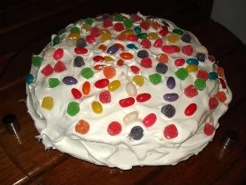 Receita de Bolo Decorado com Jujuba - bolo-decorado-com-jujuba