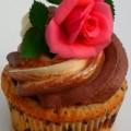 Cupcake Marmorizado