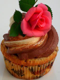 Receita de Cupcake Marmorizado - cupcake-marmorizado