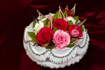 Receita de Rosas de Chantilly   Como fazer